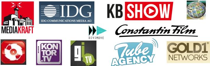 youtube-netzwerke-logos