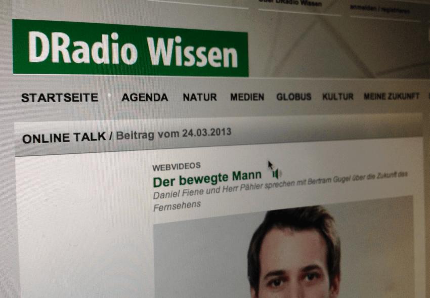 DRadio-Wissen-Online-Talk